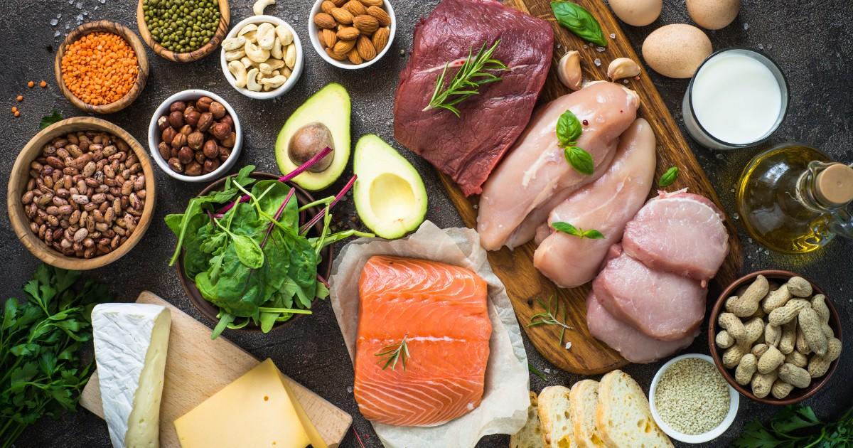 ダイエットや美容にオススメの筋肉・健康飯一覧